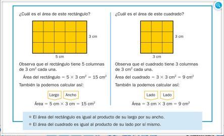 c3a1rea-del-cuadrado-y-del-rectc3a1ngulo